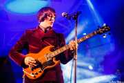 Jamie Turner. cantante y bajista de The High Learys, Purple Weekend Festival. 2014