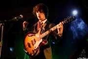 Matt Williams, guitarrista de The High Learys, Purple Weekend Festival. 2014