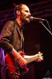 Pedro Granell, guitarrista y cantante Los Eskizos, Purple Weekend Festival. 2014