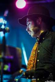 Teclista de Los Eskizos, Purple Weekend Festival. 2014