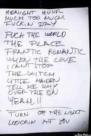 Setlist de Los Eskizos, Purple Weekend Festival. 2014