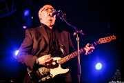 Clive Gregson, cantante y guitarrista de Any Trouble, Purple Weekend Festival. 2014