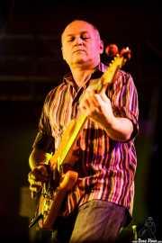 Chris Parks, guitarrista de Any Trouble, Purple Weekend Festival. 2014