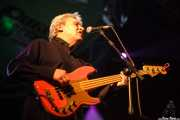 Mark Griffiths, bajista de Any Trouble, Purple Weekend Festival. 2014
