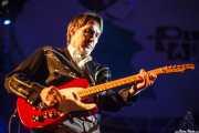 Stephen McCarthy, cantante y guitarrista de The Long Ryders, Purple Weekend Festival. 2014