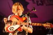 Sid Griffin, cantante y guitarrista de The Long Ryders, Purple Weekend Festival. 2014