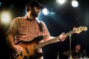 Javi Amado, bajista de Bye Bye Lullaby, CAEM - Sala B. 2014