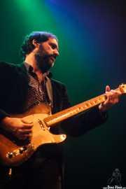 Alfredo Niharra, guitarrista y cantante de The Fakeband, Kafe Antzokia, Bilbao. 2015