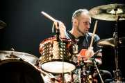"""Brigi Duke"", baterista de El Drogas, Kafe Antzokia, Bilbao. 2015"