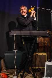 Reverend Parsley, organista de MFC Chicken, Kafe Antzokia, Bilbao. 2015