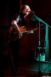 Toby Connor, cantante, guitarrista y armonicista, Hika Ateneo, Bilbao. 2015