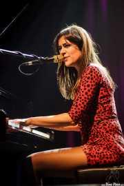 Maika Makovski, cantante, guitarrista y pianista, Kafe Antzokia, Bilbao. 2015