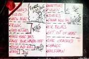 Setlist de Screamin' George & The Hustlers, Santana 27, Bilbao. 2015