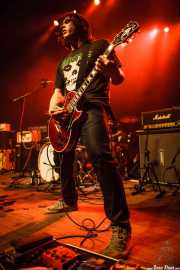 Jorge González, guitarrista de The Wizards, Kafe Antzokia, Bilbao. 2015