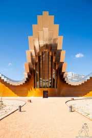 Bodegas Ysios (Santiago Calatrava, 2001) (06/04/2015)