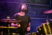 Yasunori Takada, baterista y glockenspiel de Mono, Sala Sonora, Erandio. 2015