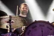 Galder Izagirre, baterista de Berri Txarrak, Santana 27, Bilbao. 2015
