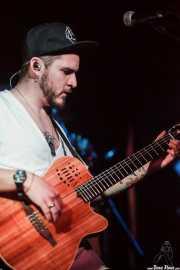 "Alfonso Acosta ""Pantera"", cantante, guitarrista de Jenny and the Mexicats, Sala Azkena, Bilbao. 2015"