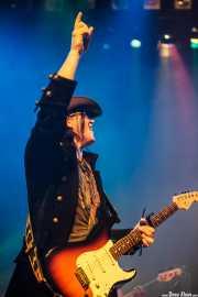 Mike Farris, cantante y guitarrista, Social Antzokia, Basauri. 2015