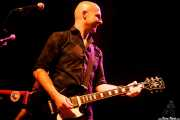 Dave Kettley, guitarrista de Radio Birdman, Kafe Antzokia, Bilbao. 2015