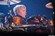Frank Beard, baterista de ZZ Top, Azkena Rock Festival, Vitoria-Gasteiz. 2015