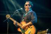 Greg Cartwright, cantante y guitarrista de Reigning Sound, Azkena Rock Festival, Vitoria-Gasteiz. 2015