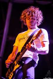 Dimitri Coats, guitarrista de Off!, Azkena Rock Festival, Vitoria-Gasteiz. 2015