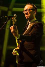 John Paul Keith, cantante y guitarrista, Azkena Rock Festival, Vitoria-Gasteiz. 2015