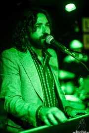 Julián Maeso, cantante, organista y guitarrista, La Ribera, Bilbao. 2015