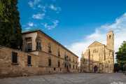Palacio del Deán Ortega / Parador de Úbeda (Andrés de Vandelvira Luis de la Vega, 1550) y Sacra Capilla del Salvador (Diego de Siloé y Andrés de Vandelvira, 1559) (05/07/2015)