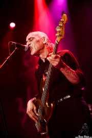 Norman Watt-Roy, bajista de Wilko Johnson Band, BluesCazorla - Plaza de toros, Cazorla. 2015