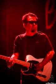 Cesar Rosas, cantante y guitarrista de Los Lobos, BluesCazorla - Plaza de toros, Cazorla. 2015