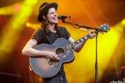 James Bay, cantante y guitarrista, Bilbao BBK Live, Bilbao. 2015