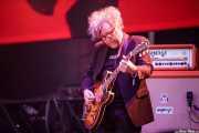 William Reid, guitarrista de The Jesus & Mary Chain, Bilbao BBK Live, Bilbao. 2015