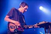 Guillermo Astrain, guitarrista de Delorean, Bilbao BBK Live, Bilbao. 2015