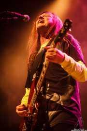Jeff McDonald, cantante y guitarrista de Redd Kross, Kafe Antzokia, Bilbao. 2015