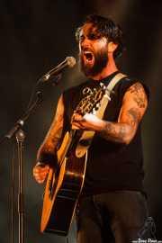 Matt Horan, guitarrista y cantante de Dead Bronco, Mundaka Festival, Mundaka. 2015