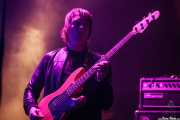 Stephen Brannan, bajista de Echo & The Bunnymen, Mundaka Festival, Mundaka. 2015