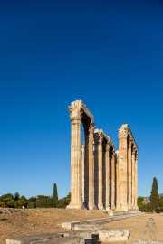 Templo de Zeus Olímpico (Olimpeion) (s.VI a.c.) (17/09/2015)