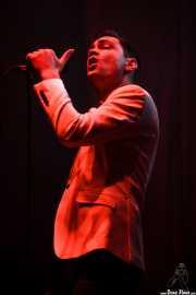 Gaspard Royant, cantante y guitarrista, BIME festival, Barakaldo. 2015