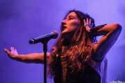 Nika Roza Danilova, cantante de Zola Jesus, BIME festival, Barakaldo. 2015