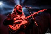 Matthew E. White, cantante y guitarrista, BIME festival, Barakaldo. 2015