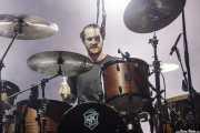 Daniel Platzman, baterista de Imagine Dragons, BIME festival, Barakaldo. 2015