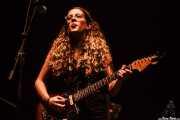 Sallie Ford, cantante y guitarrista, BIME festival, Barakaldo. 2015