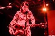 Gemma Ray, cantante y guitarrista, Santana 27, Bilbao. 2015