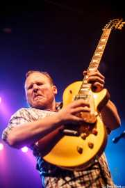Jimmy Bowskill, guitarrista de The Sheepdogs, Kafe Antzokia, Bilbao. 2015