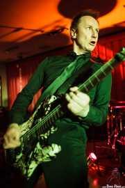 Steve Crittall, guitarrista de The Godfathers (Satélite T, Bilbao)