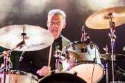 Rob Tyler, baterista de Sister Cookie (Purple Weekend Festival, León)