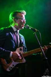 George Miller, cantante y guitarrista de The New Piccadillys (Purple Weekend Festival, León)