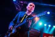 Keith Warwick, guitarrista de The New Piccadillys (Purple Weekend Festival, León)
